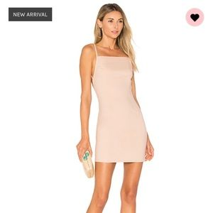 NEW NWT by the way Light Pink Nude Dress XS